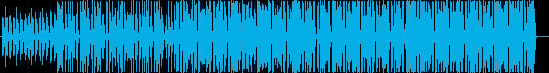 クールでアーバンなDEEPハウスの再生済みの波形
