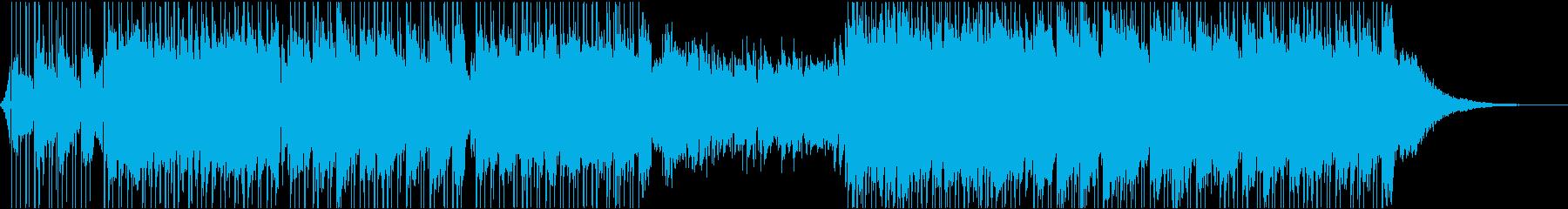 ポップ ロック 感情的 バラード ...の再生済みの波形