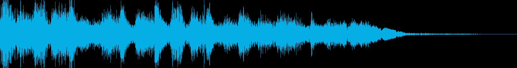 インド/ボリウッド/東部/東洋/中...の再生済みの波形