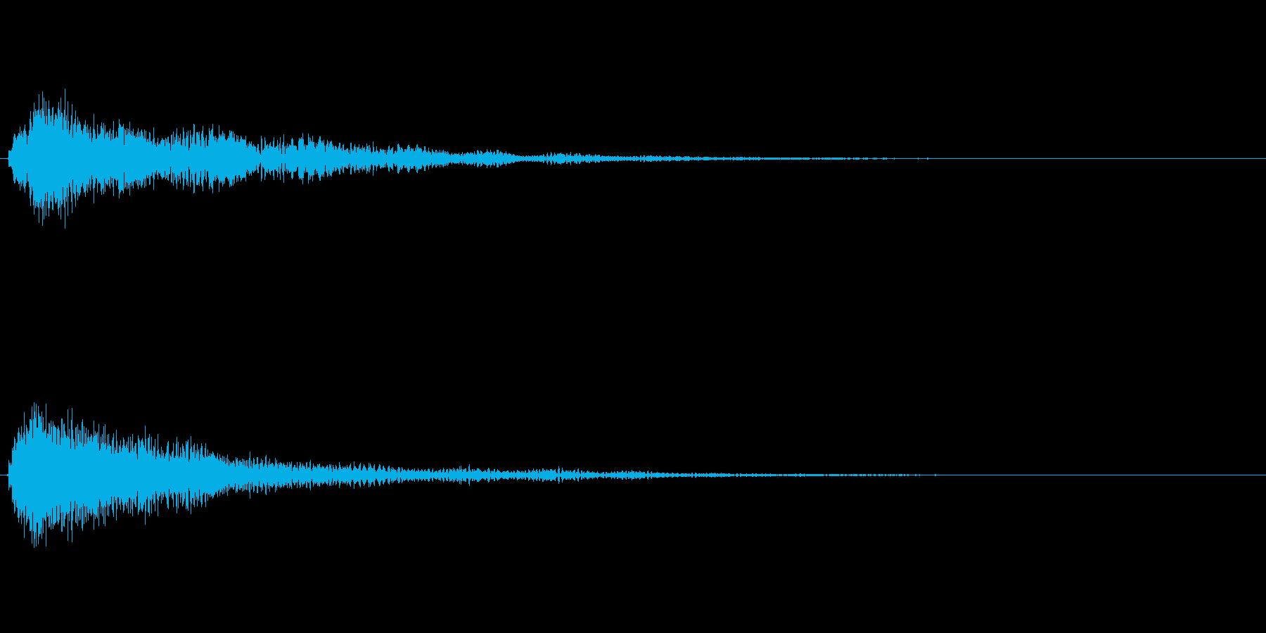 キラキラ系_097の再生済みの波形