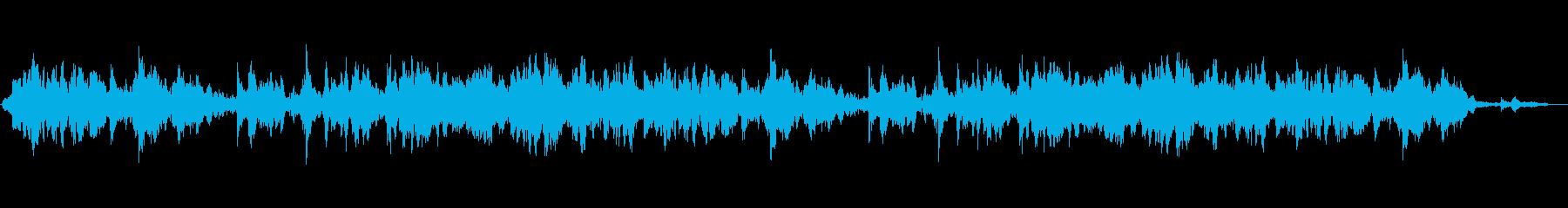 ワラ、インターナショナルボイス、カ...の再生済みの波形