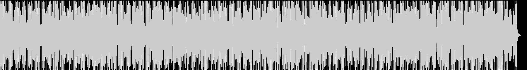 39秒でサビ、琴、電子音ダークの未再生の波形
