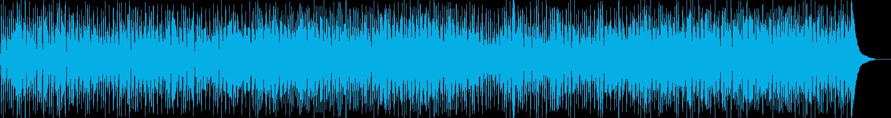 洒落た夜が似合うファンクの再生済みの波形