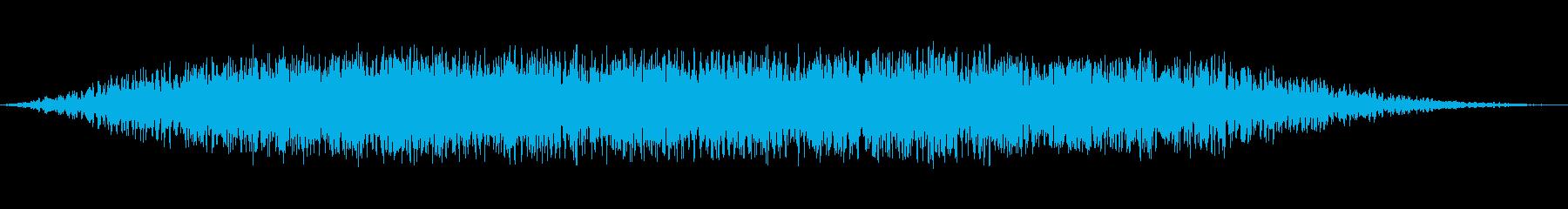 ETHEREAL WORLD 2の再生済みの波形