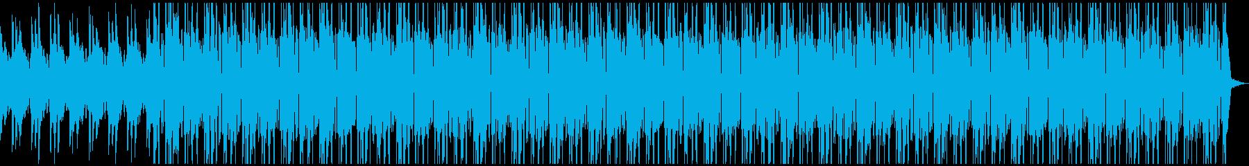 パーティー気分!!4(爽快ブルース)の再生済みの波形