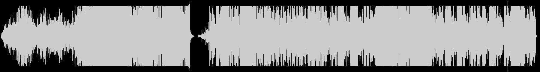 非常に低い金属の橋のRO音、低い重...の未再生の波形