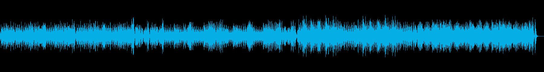 コンビネーション・マーチ_オルゴールの再生済みの波形