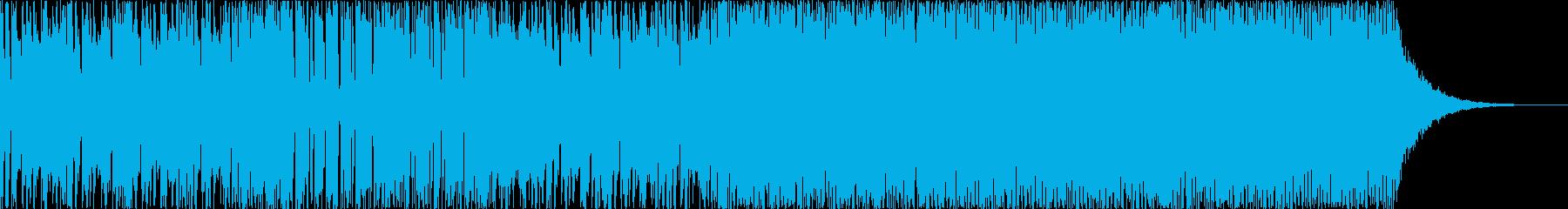 イケイケ.シンセ.pop.クラブ.EDMの再生済みの波形