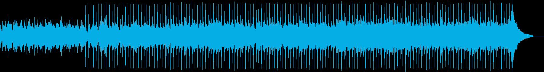 企業VP系88、爽やか、アコギ、穏やかbの再生済みの波形