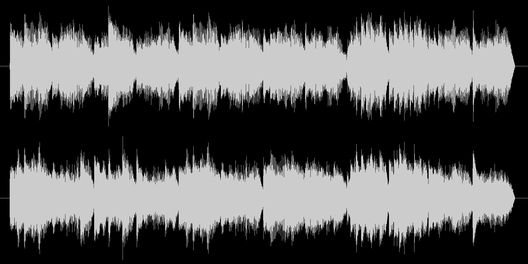 様々な用途に使える優雅なピアノソロ曲の未再生の波形