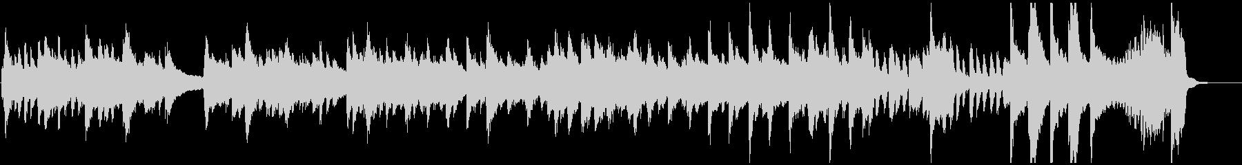 ディズニー風ワルツ_ピアノ編の未再生の波形