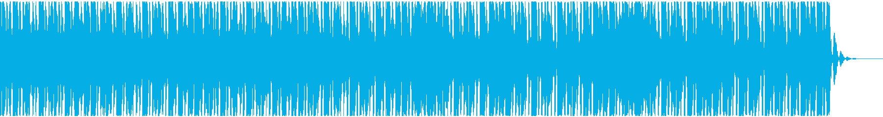 【EDM】トランス、ミディアム3の再生済みの波形