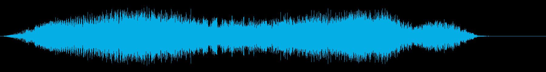 アンダーワールドの再生済みの波形