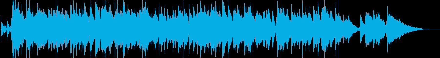 短縮版】泣ける!哀愁感漂うアコギバラードの再生済みの波形