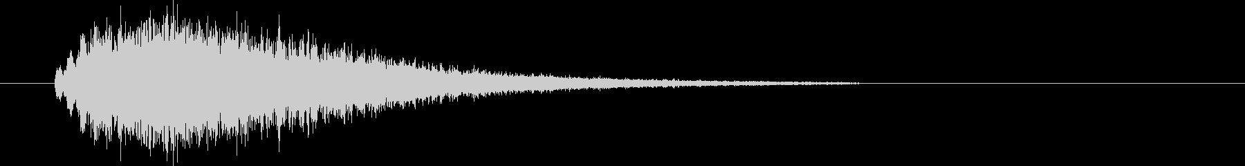 キュワーン(魔法、エフェクト、回復)の未再生の波形