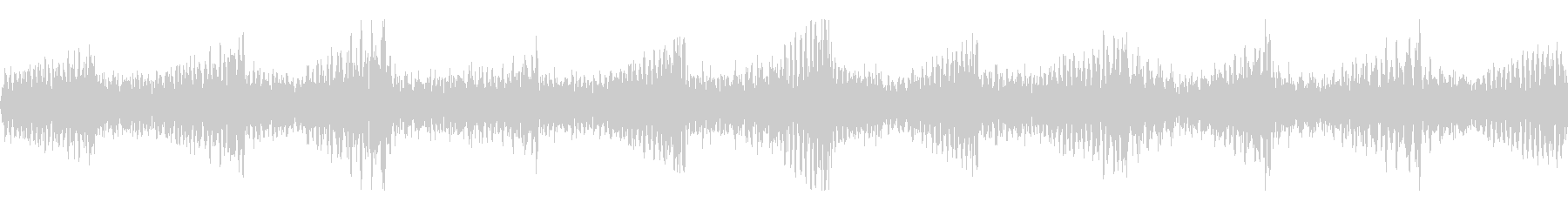 ウィーン(緊急事態発生アラーム音)の未再生の波形