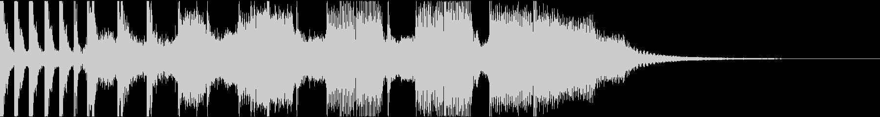 コーナータイトル_70SROCKの未再生の波形