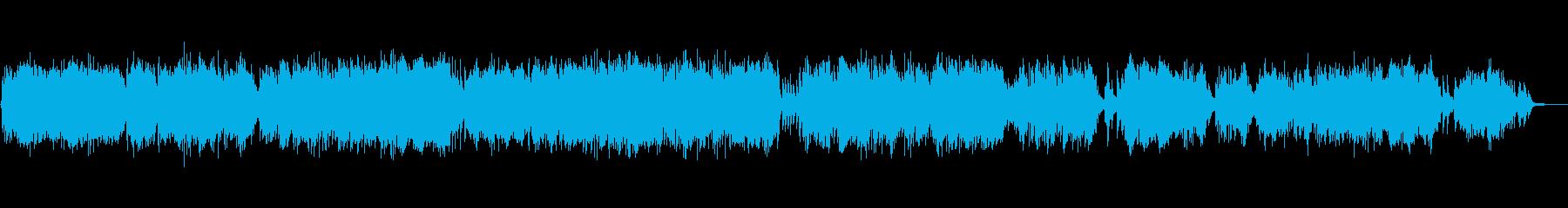 流れるようなピアノソロの再生済みの波形