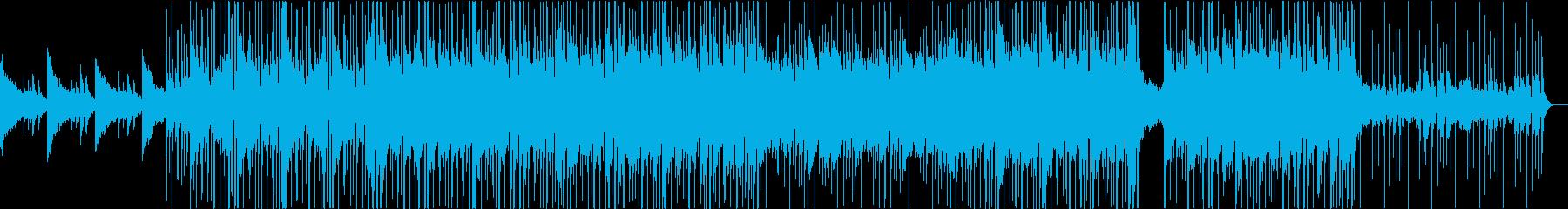寝しなに聴ける落ち着いたチルアウトの再生済みの波形