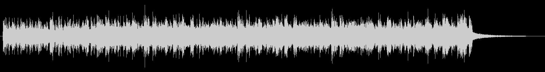 劇伴ロック オーケストラ 30秒バンド版の未再生の波形