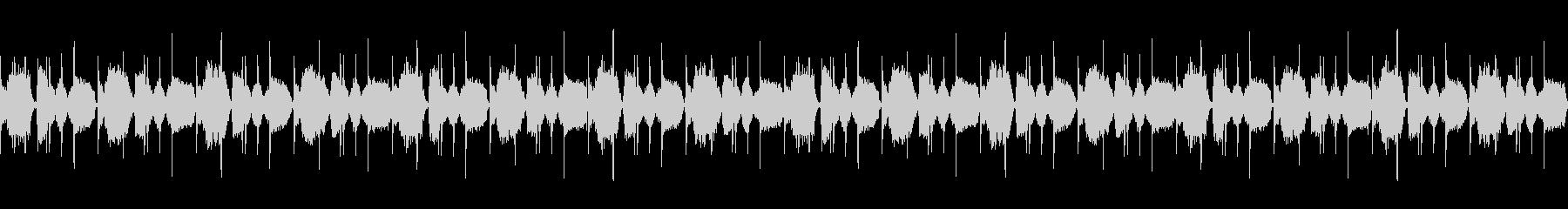 Lo-Fi HipHopのBGM用の未再生の波形