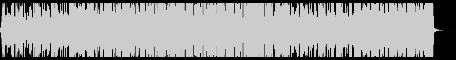 インディーズ ロック アクティブ ...の未再生の波形