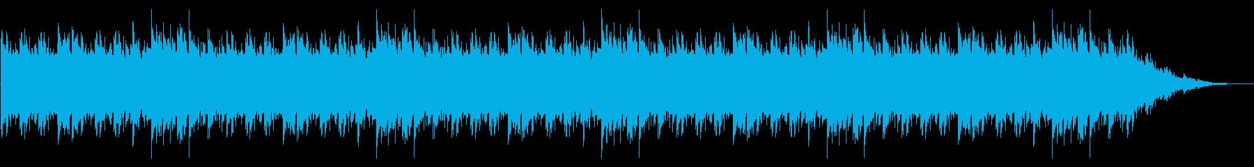 GB風RPGの通常戦闘曲の再生済みの波形