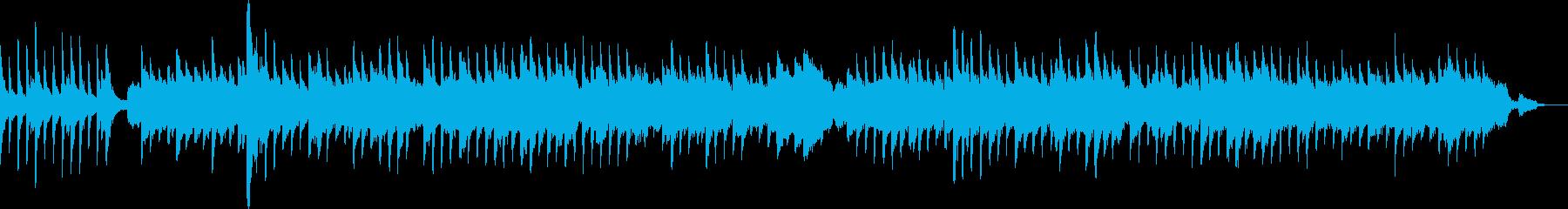 ピアノとバイオリン・寂しい?不思議な曲の再生済みの波形