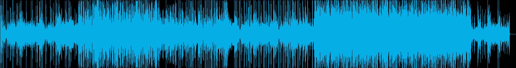 三味線、和風、エレクトロ、凛、モダン2の再生済みの波形