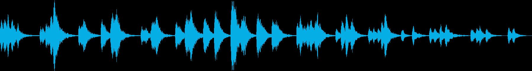 SF映画のロボットのような声です。の再生済みの波形