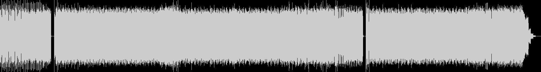 ダブステップ調の4つ打ちEDM(vo無)の未再生の波形