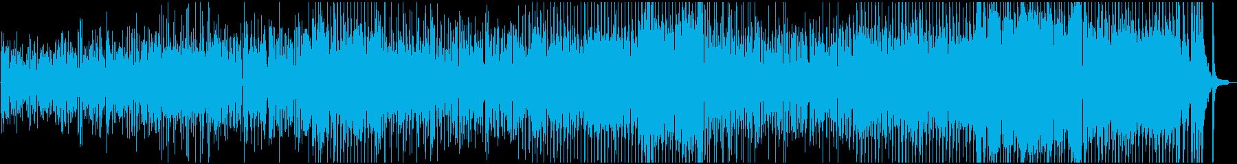 地中海の歌、の再生済みの波形