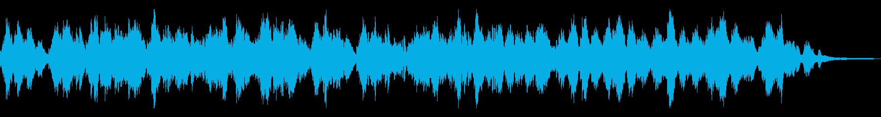 メロディアスな和風曲19-ピアノソロの再生済みの波形