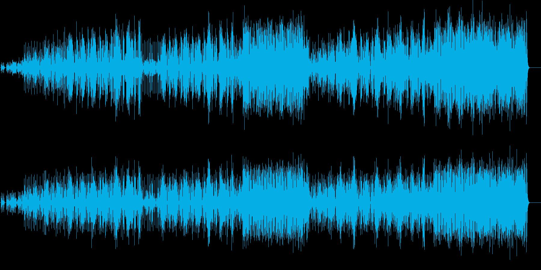 異色を放つファンキーなブラスメロサウンドの再生済みの波形