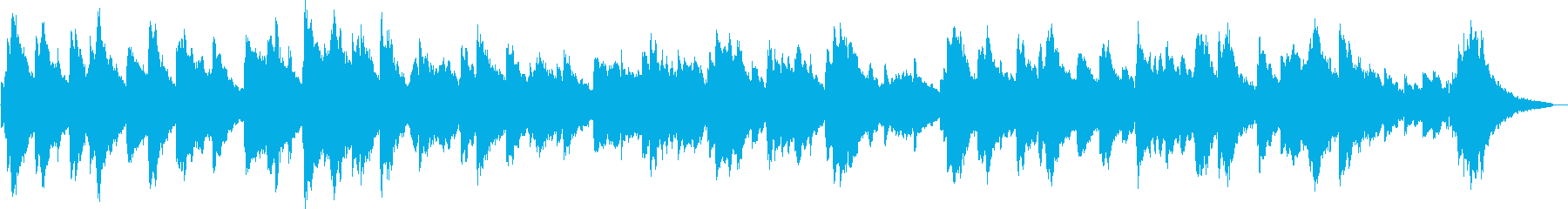 Sleepy Rhose 1の再生済みの波形