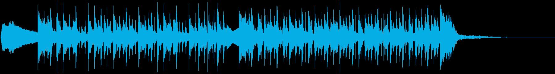 FUTURAMA ALT。混合の再生済みの波形
