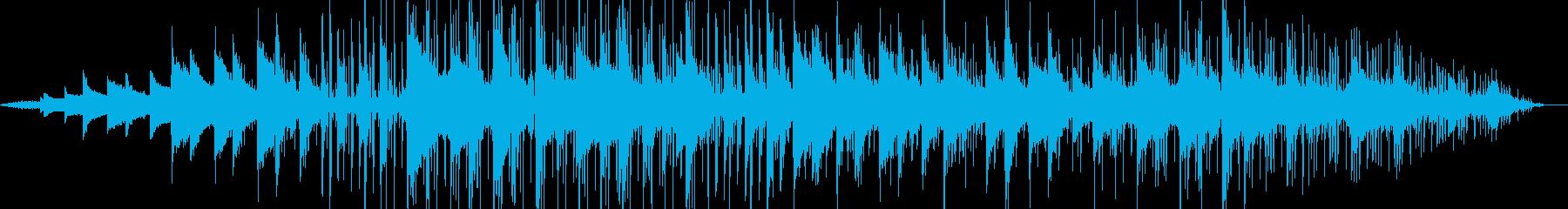 スロー、サイケデリック、エレクトロ...の再生済みの波形