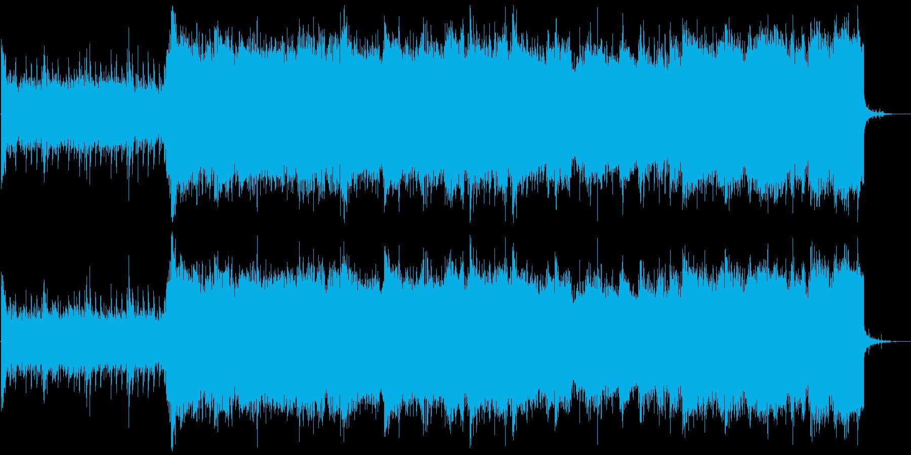 古き良き時代への憧れ メロトロンの再生済みの波形
