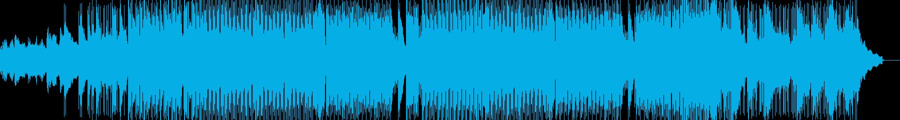 美しいピアソロ、悲しげ三拍子のバラードの再生済みの波形