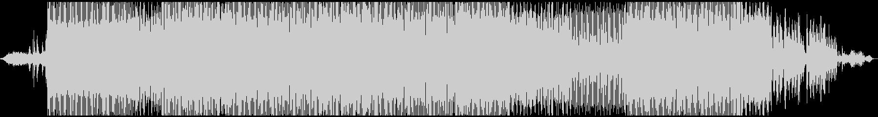 北欧_薄暗く曇ったダブテクノ_ミニマルの未再生の波形