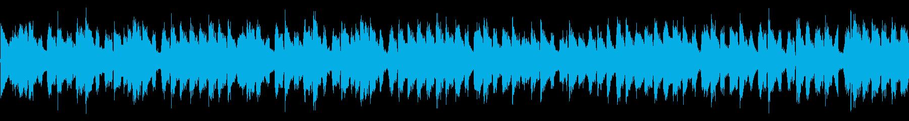 ある日の出来事 (Key F)の再生済みの波形