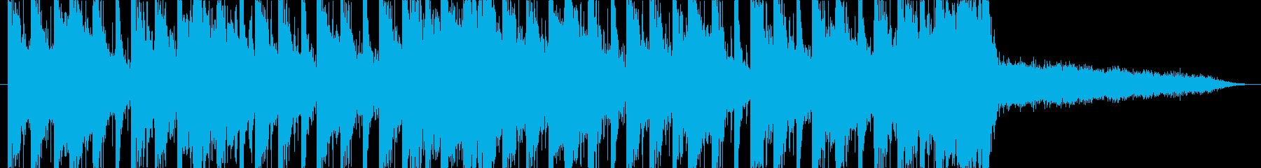 ジングル - 集まれ!工場萌え!の再生済みの波形