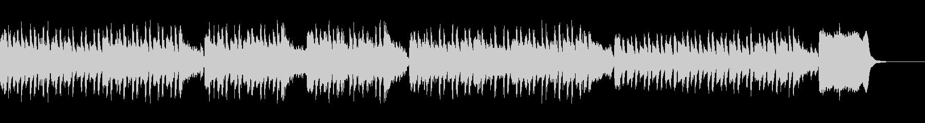 ★不気味な洋館のワルツ リズムVer の未再生の波形