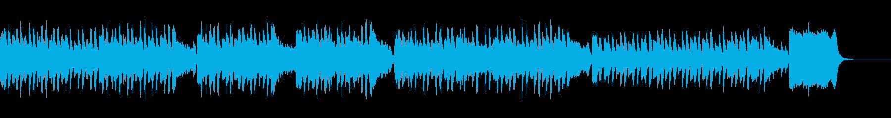 ★不気味な洋館のワルツ リズムVer の再生済みの波形