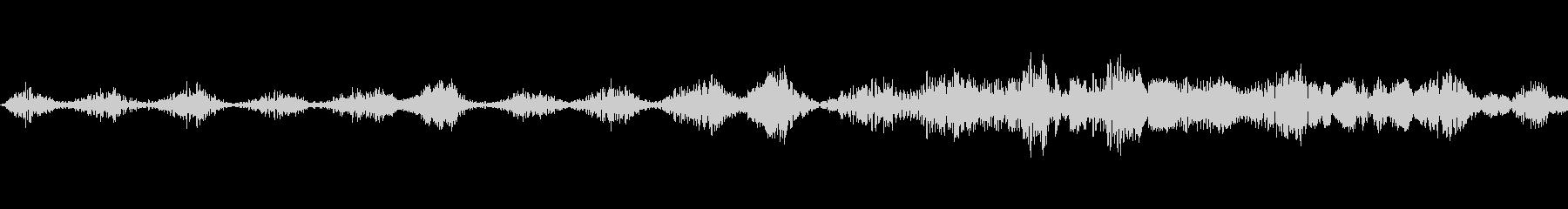 エレクトロEFX 1の未再生の波形