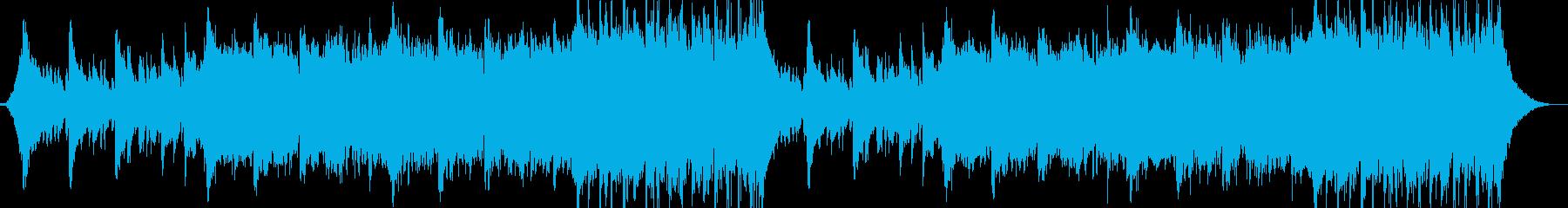 企業VPや映像41、壮大、オーケストラaの再生済みの波形