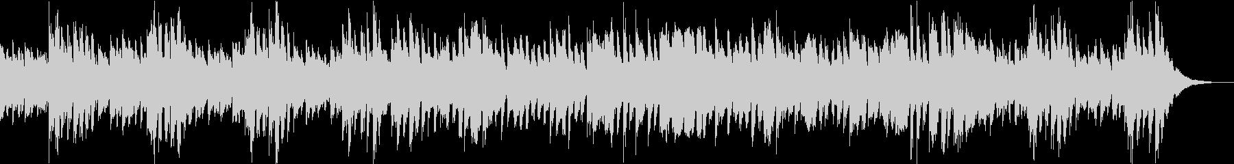 ミュゼット/バッハ・エレピの未再生の波形