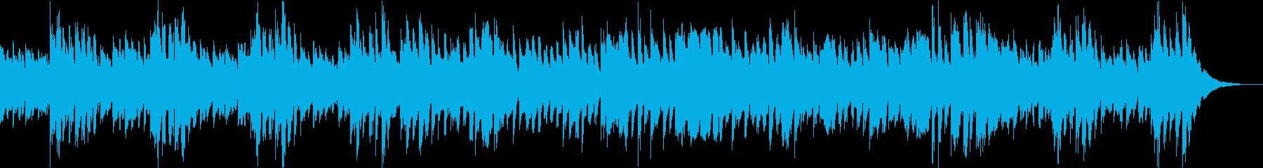 ミュゼット/バッハ・エレピの再生済みの波形