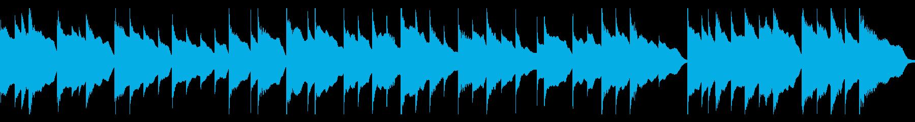 ビブラフォンの子守唄 その2の再生済みの波形
