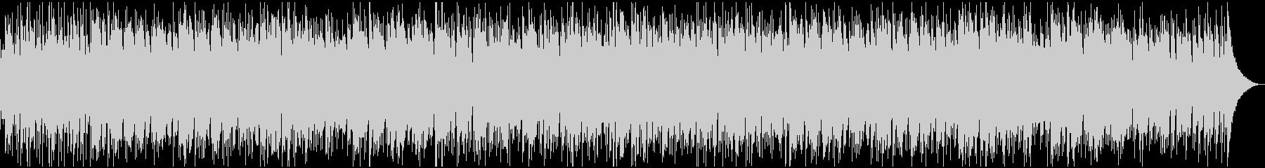 おしゃれなボサノバ02の未再生の波形